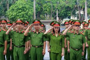 cong an nhan dan viet nam - aothundepsg